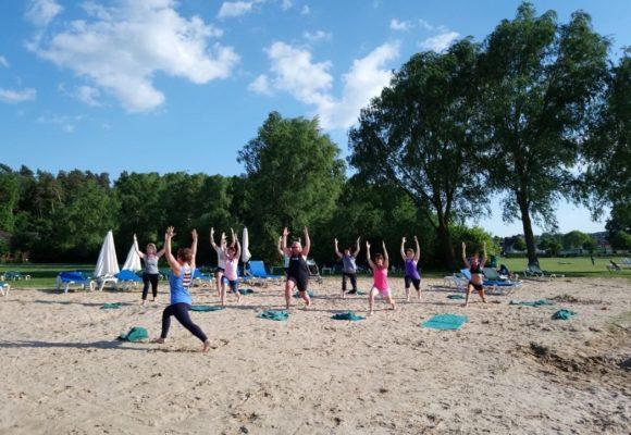 Workshops und Yogareisen